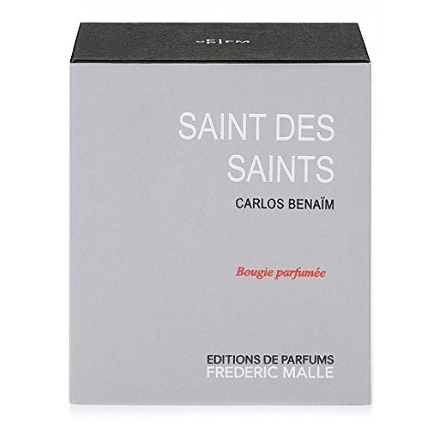 試みロードされたを通してフレデリック?マル聖人デ聖人の香りのキャンドル220グラム x6 - Frederic Malle Saint Des Saints Scented Candle 220g (Pack of 6) [並行輸入品]