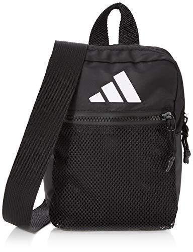 adidas PARKHOOD Organizer, Unisex Adulto, Black/Black/White, One Size