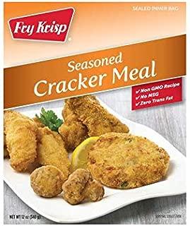 Cracker Meal (6 boxes 12 oz each)