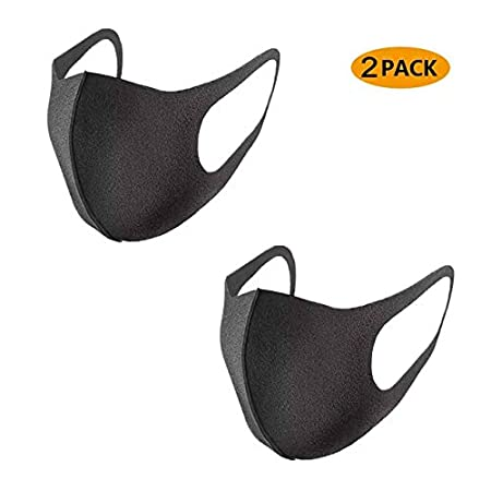 Corona Virus protection products 4 Pack Anti Pollution Protective Face Shield Reuable Mouth Cover for Women &