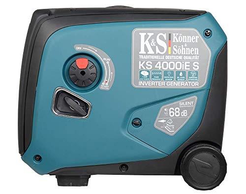 K&S - Générateur inverter boîtier insonorisé, 68dB/4000W