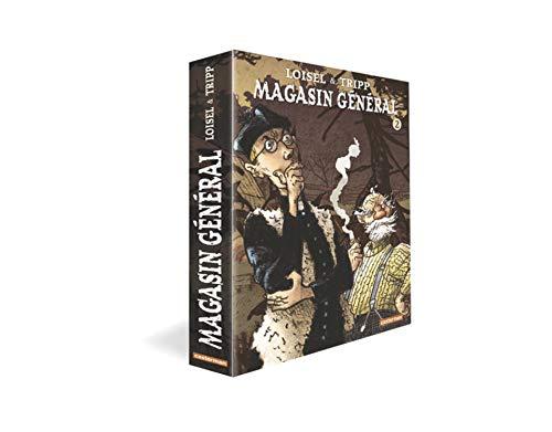 Magasin général, Intégrale 2 : Coffret en 3 volumes : Tome 4, Confessions ; Tome 5, Montréal ; Tome 6, Ernest Latulippe. Avec une photo collector