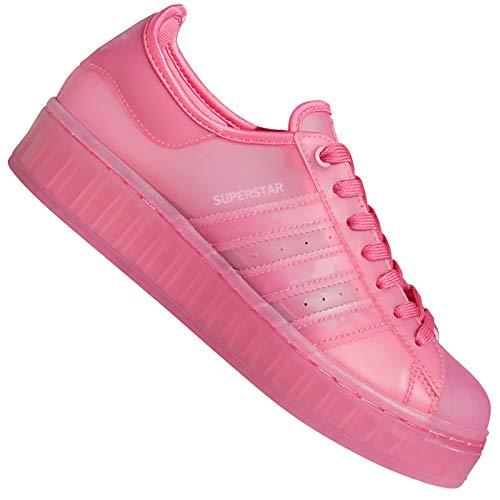 adidas Originals Superstar Jelly FX4322 Limited - Zapatillas para mujer, color rosa translúcido, color Rosa, talla 40 2/3 EU