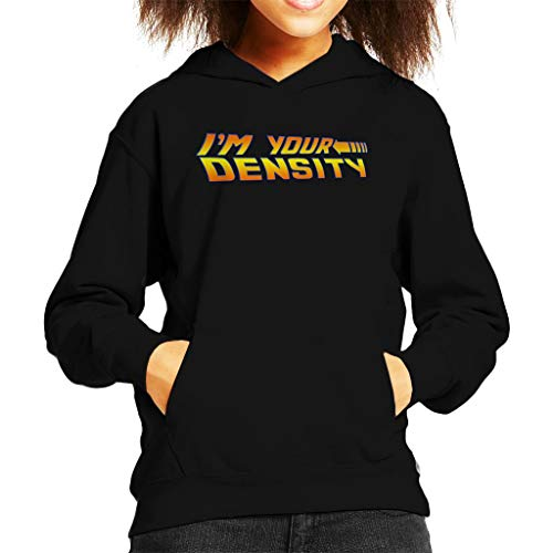 Back To The Future Im Your Density Kid's...