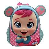 Mochila Infantil Eva 3D Bebés Llorones Lala 30x11x21 Cm...