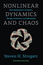 Nonlinear Dynamics and Chaos (Studies in Nonlinearity ) by Steven H. Strogatz (2014-07-29)