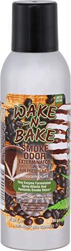Smoke Odor Exterminator Air Freshener 7oz Spray, Wake-NBAKE. Limited Edition!!!
