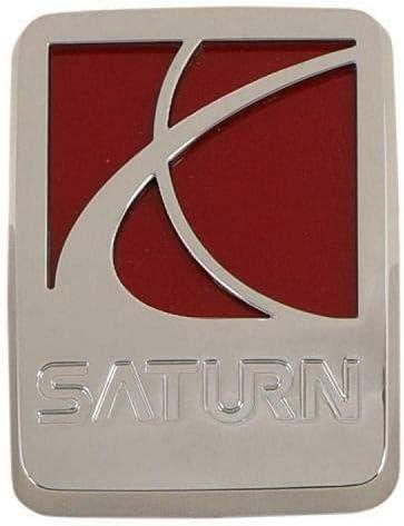 GM Genuine 22710104 Bumper Emblem Product NEW Fascia Front Red