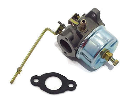 Review Of The ROP Shop Carburetor for Craftsman Edger Tecumseh 632615 632208 632589 H30 H35 3.5HP Mo...