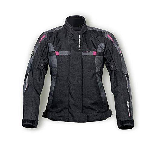 Chaqueta de verano de moto para hombre y mujer con protecciones en tejido Cordura, talla XS, 44