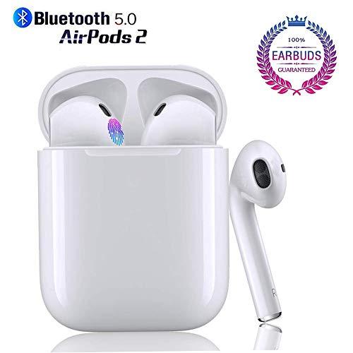 I12-TWS Dual Bluetooth 5.0 Auriculares Inalámbrico HiFi Reducción de
