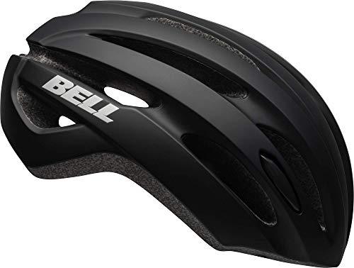 Bell Avenue MIPS Adult Road Bike Helmet (Matte/Gloss Black (2020), Universal Adult (54-61 cm)) Bell Road Bike Helmets