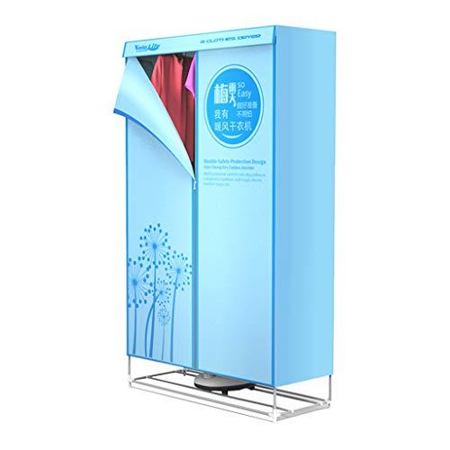 Dryers Tragbarer elektrischer Wäscheständer, 1050 W multifunktionaler Minitrockner, Kleiner Haushaltstrockner, leiser Trockner, schnell trocknender Trockner
