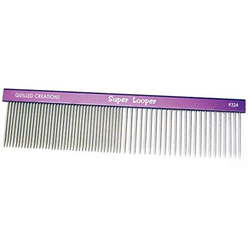 Quilled Creations Super Looper Quilling Comb, 0.27 x 4.1500000000000004 x 9.4 cm, Multicoloured
