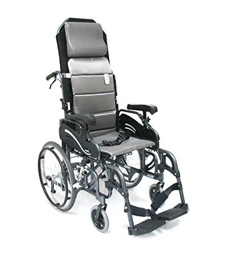 Karman Healthcare VIP515-18-E VIP515 18 in. seat Tilt in Space Lightweight...