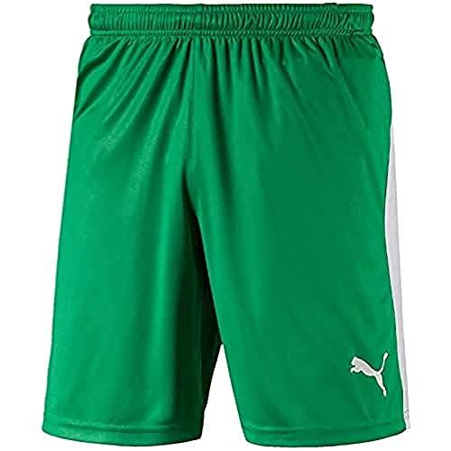 pantaloncini uomo verdi Puma Liga Shorts