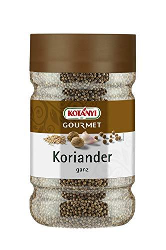 Kotanyi Koriander ganz Gewürze für Großverbraucher und Gastronomie, 380 g