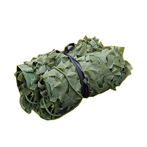 HCYTPL camouflagenet van hout, voor camping, verduistering, tent, autoafdekking