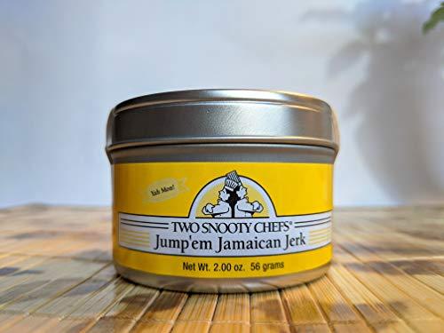 Jump'em Jamaican Jerk (2 Ounces)