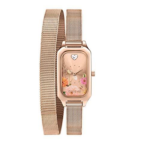 Oui & Me Reloj Analógico para Mujer de Cuarzo ME010164