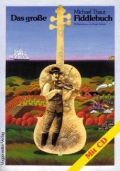 Het grote fidleboek - gearrangeerd voor viool - met CD [Noten / Sheetmusic] Componis: THAUT