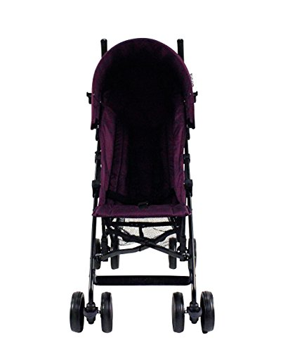 Red Kite Baby Push Me 2U (Plum) Red Kite Baby Suitable from 6 months Includes shopping basket and raincover Lockable front swivel wheels. Up right dimensions is 100 x 45.5 x 82 in cm, Folded Dimensions: 25 x 28 x 111 cm 2