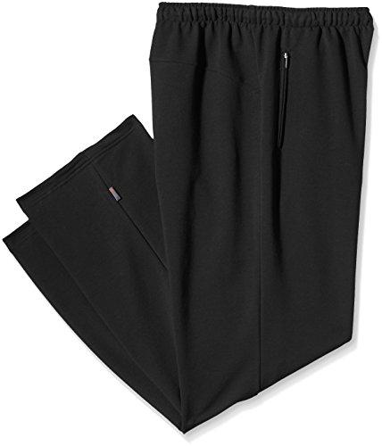 Schneider Sportswear Herren Hose Horgen, Schwarz, 24