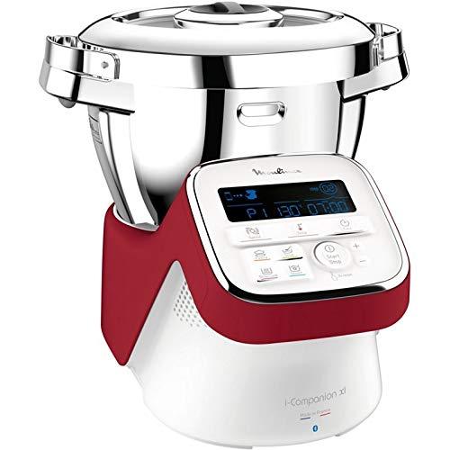 Moulinex - hf908500 - Robot cuiseur multifonctions 4.5l 1550w...