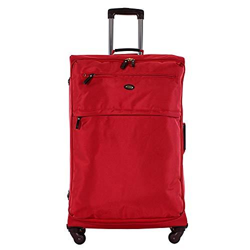 Bric's Trolley para portátiles, Rojo (Rojo) - BGR08145.019
