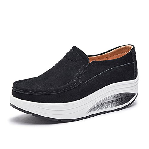 gracosy Mocassins Femmes, Chaussures Bateau de Ville...