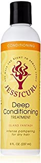 Jessicurl Deep Conditioning Treatment, Island Fantasy, 8.0 Fluid Ounce by Jessicurl Llc.