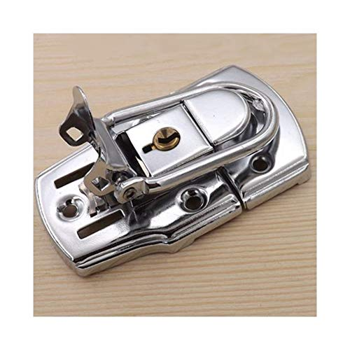 Latch lock With Key Metal Hasp buckle for tool box case Suitcase tool Hardware