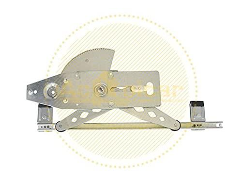 Système de levage LS. 3027 Mécanisme Lève-glace arrière Lh-antipinch Version