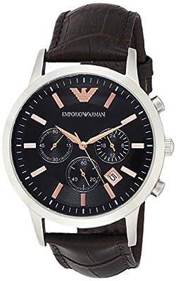 Emporio Armani Herren-Uhren AR2513 zu einem TOP Preis.