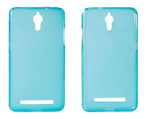 caseroxx TPU-Hülle für Coolpad Porto S E570, Tasche (TPU-Hülle in hellblau)