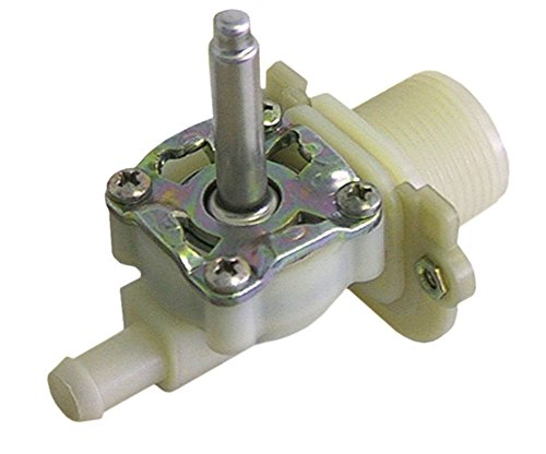 MÜLLER Magnetventilkörper für Kombidämpfer Rational CM101, CD20, CM20, Küppersbusch ECD220, ECD120, ECD110, ECD106 Kunststoff