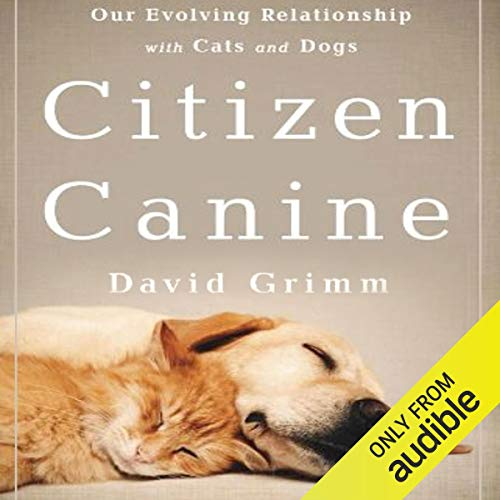 Page de couverture de Citizen Canine