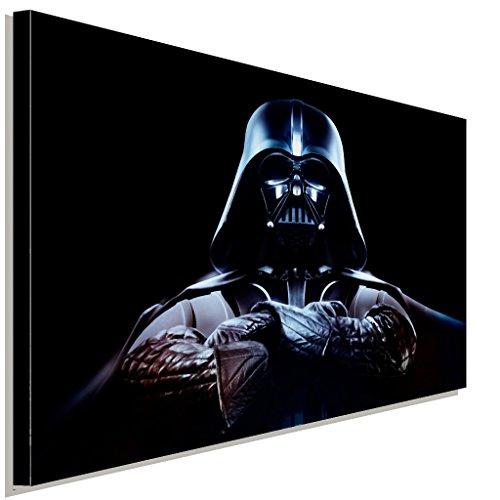 Star Wars Darth Vader Leinwandbild LaraArt Studio Wanddeko Wandbild 40 x 30 cm