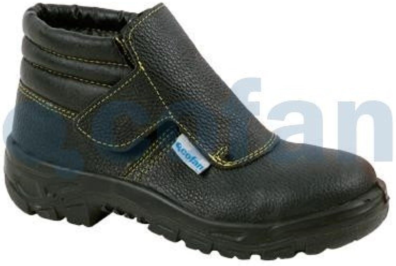 COFAN 12001157 – – – Lötkolben mit Klettverschluss (Stiefel S1P, t-37)  c7bc75
