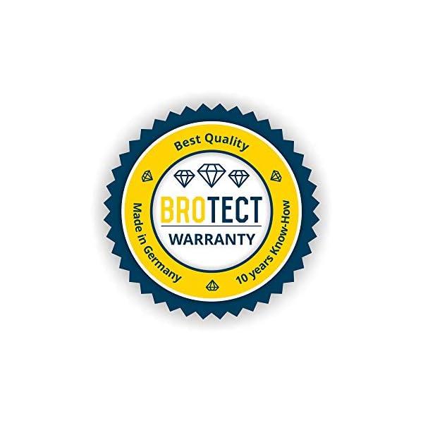 "BROTECT Protector Pantalla Completa Compatible con Willful Fitness Tracker 1.3"" (2 Unidades) 3D Curvo 6"