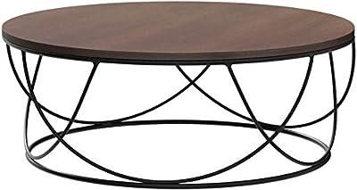 Limari Home Jocelyn Coffee Table, Brown
