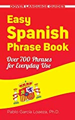 Designed as a quick reference tool and an easy-to-use study guide, this inexpensive and up-to-date book offers fast, effective communications. The perfect companion for tourists and business travelers in Spain and Latin America, it features words, ph...