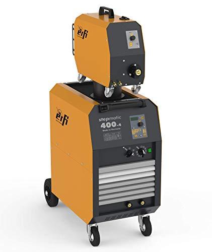 ERFI Stepmatic 500W-4VK Syn MIG MAG Schutzgas Schweißgerät - Made in Germany!