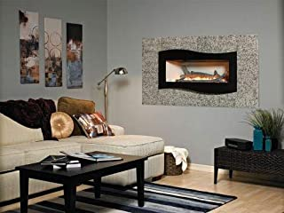 Boulevard Contemporary Vent Free Linear Fireplaces