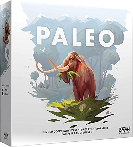 Asmodee- Paleo société-Jeu coopératif, HIGPAL01FR