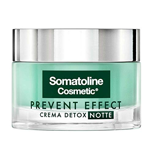 Prevent Effect Detox Night Cream 50 ml de crema