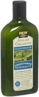 Avalon Peppermint Revitalizing Conditioner (Pack of 2) - アバロンペパーミントリバイタライジングコンディショナー (x2) [並行輸入品]
