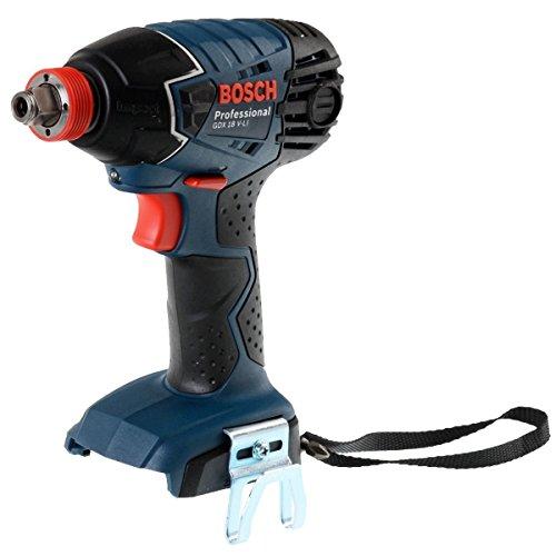 Bosch Outillage - Boulonneuse 2 En 1 Gdx 18 V-li Professional Solo- 06019b8103