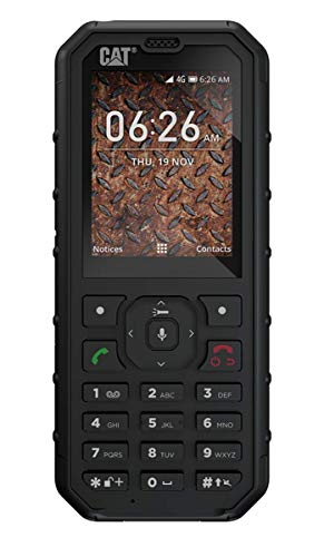 Caterpillar CAT B35 Outdoor Smartphone dual SIM black