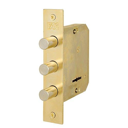 Fac seguridad 480b - Cerradura embutir madera 480-b gorjas